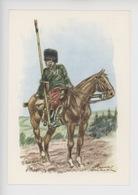 Uniformes Belges, Belgische Uniformen, Guides Tenue De Campagne 1914  (James Thiriar Illustrateur) Hommage - Uniformen
