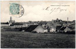 21 ARNAY-le-DUC - Vue Générale - Arnay Le Duc