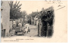 03 MONTLUCON - Le Petit Tonkin - Montlucon