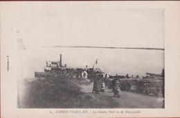 Congo Francais Brazzaville Bateau Le Stanley-Pool Vu De Ethnique Natives Ethnic Afrique A.E.F. AEF Le Moyen-Congo CPA - French Congo - Other