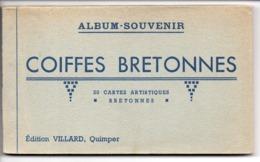 ALBUM SOUVENIR COIFFES BRETONNES 20 CARTES - Fashion