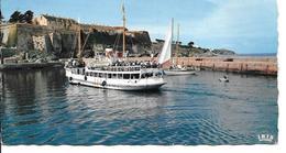 MORBIHAN-BELLE ILE EN MER-Le Guedel Et La Citadelle.......MB - Belle Ile En Mer