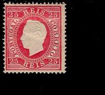 Por. 38  ND ? Königi Luis I MLH * - Proofs & Reprints