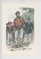 Uniformes Belges, Belgische Uniformen, Force Navale Matelots En Débarquement 1849 -   Thiriar Illustrateur - Uniformen