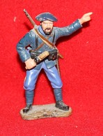 Chasseur Alpin  Français 1915 - Militaires