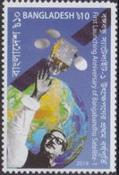 Bangladesh (2019) - Set -  /  Espace - Space - Satellite - Satelite - Espacio