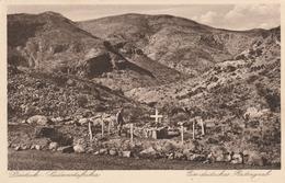Deutsch Südwestafrika-Ein Deutsches Reitergrab - Ehemalige Dt. Kolonien
