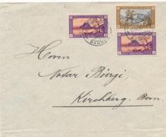 Schweiz - 1930 - 3x Pro Juventute On Cover From Bern To Kirchberg - Briefe U. Dokumente