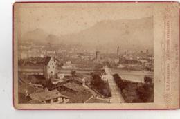 TRENTO VUE GENERALE  (PHOTOGRAPHIE) - Trento