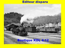 BVA 571-12 - Loco 030+030 T N° 403 En Gare - LE CHEYLARD - Ardèche - CFD Vivarais - Le Cheylard