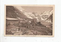 ENVIRONS DE VICDESSOS (ARIEGE) L'ETANG D'IZOURT ET LES CANTINES 1938 - Andere Gemeenten