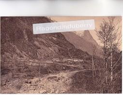 CPSM - 38 - RIOUPEROUX (Isère) - Le Village Du Ponant, Carte Adressée Par Hab De La Commune Pour Part Jeu Concours 1966 - France