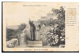 CPA-ISRAEL-1922-NAZARETH-RETOUR DE LA FONTAINE- - Israel