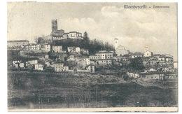 MOMBERCELLI - Panorama - Asti