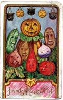 HALLOWEEN - ZUCCHE - PUMPKINS - N 014 - Halloween