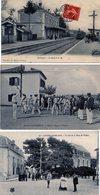 LOT N°12  15 CPA DIVERSES DE FRANCE - Postcards