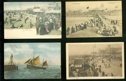 LOT VAN 20 ANSICHTKAARTEN SCHEVENINGEN VANAF 1901 Leuke Collectie * Meest Tussen 1900 - 1920   (3.908) - Scheveningen