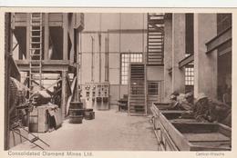 Deutsche Kolonie-Afrika-Consolidate Diamond Mines Ltd.- Central Wäsche - Ehemalige Dt. Kolonien