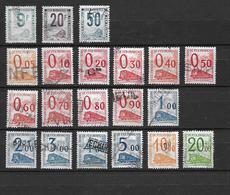 Colis Postaux - 1948-54 - Colis Postaux