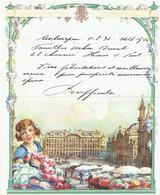 Télégramme Du 1/8/1936 D'Antwerpen (Anvers) à Haine-St-Pierre (Belgique) - Marcophilie