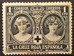 SPAIN 1926 - MLH - Sc# B1 - 1c - 1889-1931 Königreich: Alphonse XIII.