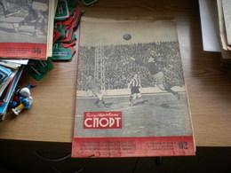Football Magazines Ilustrovani Sport  Tim Jugoslavije - Livres, BD, Revues
