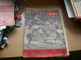 Basketball Ilustrovani Sport  Crvena Zvezda Partizan Basketball - Livres, BD, Revues