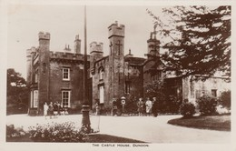 RP: DUNOON , Scotland , 1930 ; The Castle House - Schottland