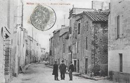 66)  MILLAS  -  Route Nationale - Millas