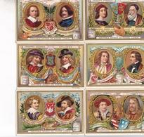 LIEBIG - Langue Française - 6 Chromos N° 1 à 6 - S 1148 : Scènes De La Vie De Peintres Célèbres - Liebig
