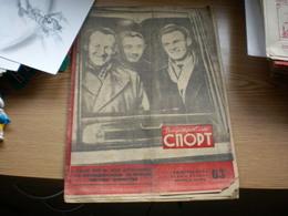 Nedeljni Ilustrovani Sport Footbal Box .... - Livres, BD, Revues