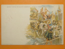 #65232, Hungary, Entree De Francois Rakoczy A Munkacs - Ungheria