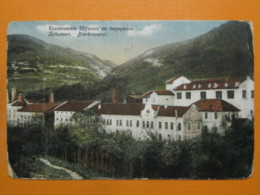 #65278, Bulgaria, Schumen, Bierbrauerei, Feldpost 1916 - Bulgaria