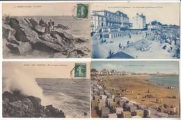 CPA France 56 - Quiberon - 5 Cartes   :  Achat Immédiat - (cd025 ) - Quiberon