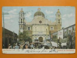 #64548, Mexico City, Catedral De Guadalupe, Used 1907 - Messico