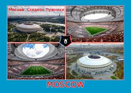 MOSCOU Luzhniki Stadium Stade Estadio Stadion - Rusland