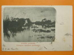 #64552, Brazil, Porto Alegre, Paisagem Maritima, Used 1902 - Porto Alegre