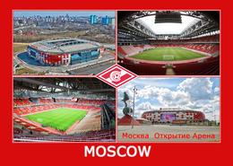 MOSCOU Otkrytie Stadium Stade Estadio Stadion - Rusland