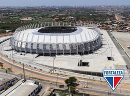 FORTALEZA BRESIL Arena Castelao Stadium Stade Estadio Stadion - Postkaarten