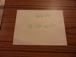 Tous Les Scans Disponibles-BOB47-LOT 38 CPA COTES ARMOR  -prix Port Compris Destination France - Postcards