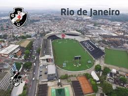 RIO DE JANEIRO BRESIL Sao Januario Stadium Stade Estadio Stadion - Postkaarten