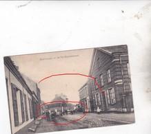 Antwerpen Zandvliet Santvliet  De Keyserstraat Feldpost - Antwerpen