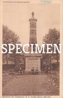 Monuments Des Combattants De La Grande Guerre 1914-18  - Chapelle-lez-Herlaimont - Chapelle-lez-Herlaimont
