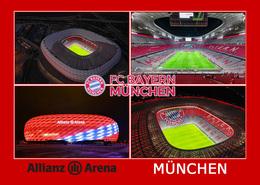 MUNICH MUNCHEN Allianz Arena Stadium Stade Estadio Stadion - Duitsland