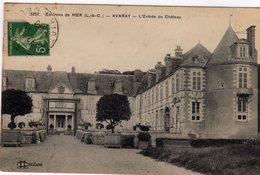 Avaray Entrée Du Chateau - Unclassified