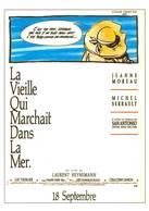 Jeanne Moreau Michel Serrault Frédéric Dard San-Antonio La Vieille Qui Marchait Dans La Mer - Acteurs