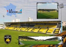 LA ROCHELLE Deflandre Stadium Stade Estadio Stadion - La Rochelle
