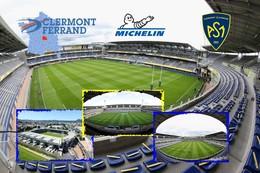 CLERMONT-FERRAND ASM Marcel Michelin Stadium Stade Estadio Stadion - Clermont Ferrand
