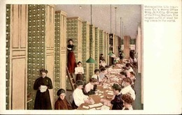 ETATS UNIS - Carte Postale - New York - Metropolitain Life Insurance Co's Home Office Bldg. - L 51321 - New York City