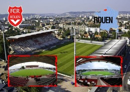 ROUEN Robert Diochon Stadium Stade Estadio Stadion - Rouen